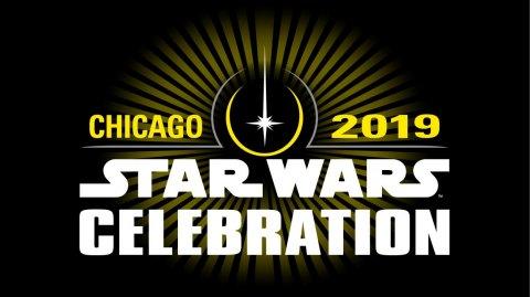 Les premiers comédiens en dédicace à Star Wars Celebration Chicago