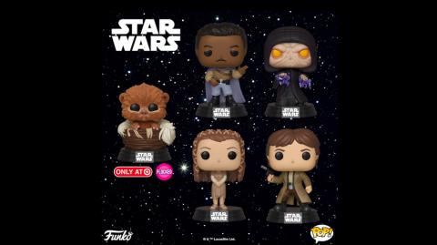 Pop!, les nouvelles figurines du Retour du Jedi