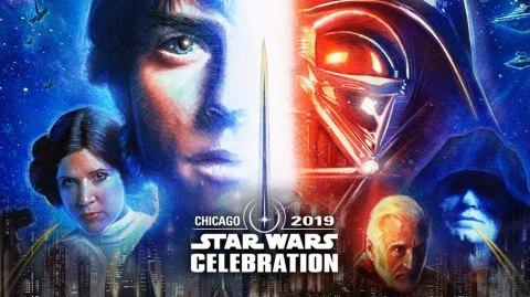 Une affiche et de nouveaux invités pour Star Wars Celebration Chicago