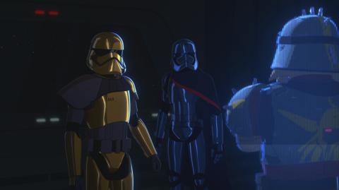 Un aperçu et des images pour le nouvel épisode de Star Wars Resistance