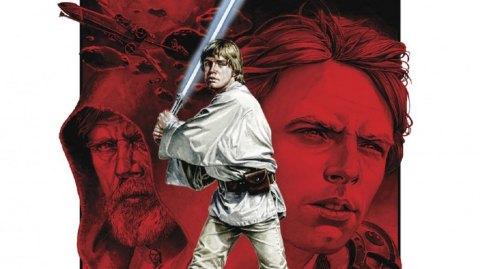 Review : Luke Skywalker : Légendes, chez Pocket