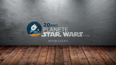 Planète Star Wars fête ses 20 ans !