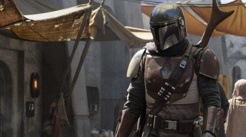 Un droide familier sur le tournage de The Mandalorian?
