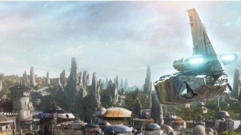 Une série de livres basée sur Galaxy's Edge annoncée