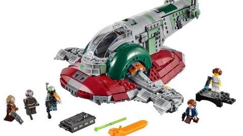 Une vague Lego pour les 20 ans des sets Star Wars
