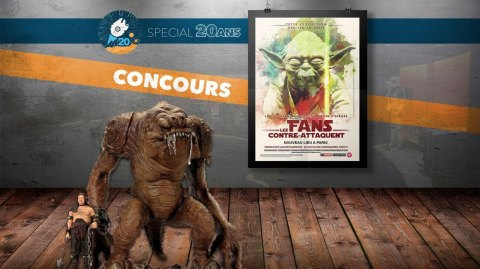Concours : Gagnez des places pour l'expo Les Fans Contre-Attaquent