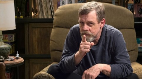 La culture pop selon Mark Hamill débarque sur Game One