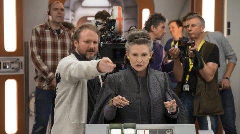 Rian Johnson travaille toujours sur sa nouvelle trilogie Star Wars
