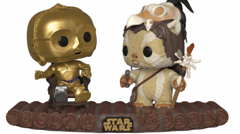 Une nouvelle figurine Movie Moment de Funko