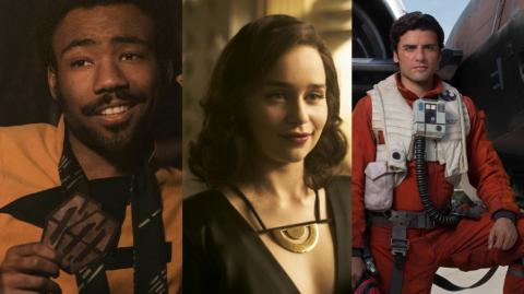 Quatre nouvelles séries live Star Wars en préparation ?