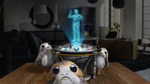Star Wars: Project Porg arrive sur Magic Leap One