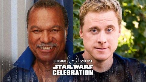 Lando, K-2SO et de nouveaux invités pour Celebration Chicago