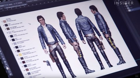 Hasbro dévoile un making of de ses figurines Star Wars Black Series