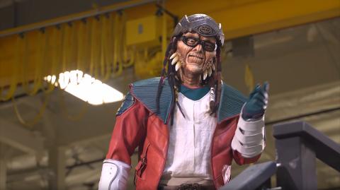 Galaxy's Edge: Découvrez la marionnette animatronique de Hondo Ohnaka