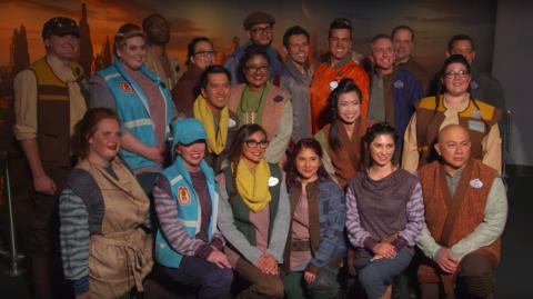 Disney dévoile la conception des costumes du Galaxy's Edge