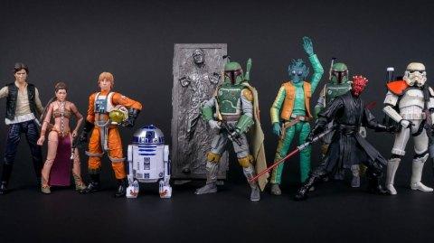 Votez pour la prochaine figurine Hasbro Star Wars Black Series !