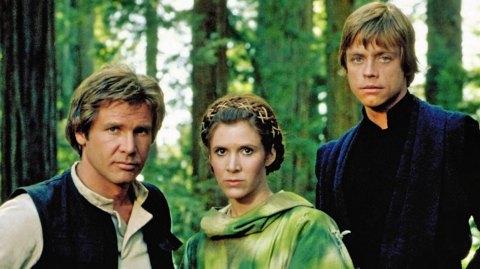 Les retrouvailles entre Luke et Han qui n'auront jamais lieu