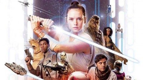 Decryptage du Poster leaké de Star Wars Episode IX