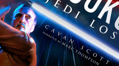 Le livre audio Dooku: Jedi Lost arrive !