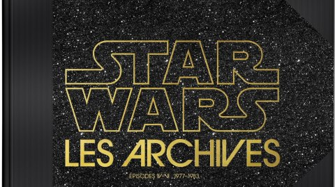 Taschen : Sortie de Star Wars Les Archives, Volume 1 : 1977-1983