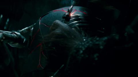 Informations sur le masque de Kylo Ren dans L'Ascension de Skywalker !