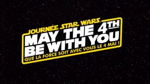 May The 4th be with You à Disneyland Paris !