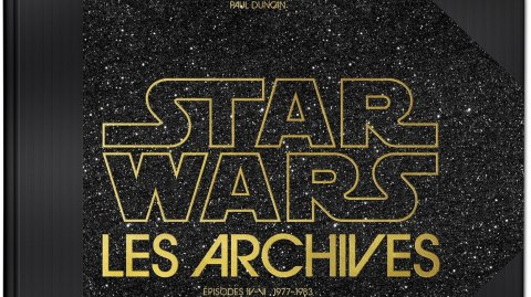 Review : Star Wars les Archives  tome 1 chez Taschen