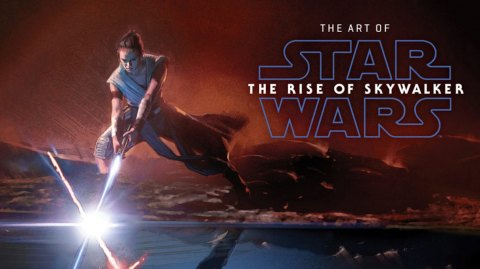 Le programme de livres Journey to Star Wars The Rise of Skywalker