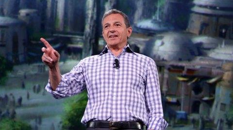 Bob Iger, PDG de Disney, annonce les futurs projets Star Wars !