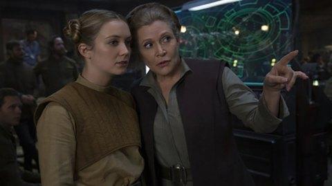 Plus d'un rôle pour Billie Lourd dans L'Ascension de Skywalker ?