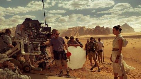 J.J. Abrams s'exprime sur la réalisation de L'Ascension de Skywalker