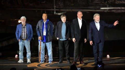 Revivez la cérémonie d'ouverture du Star Wars : Galaxy's Edge