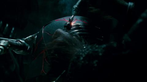 Nouvel aperçu du masque de Kylo Ren dans L'Ascension de Skywalker !