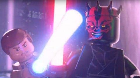 Le jeu Lego : The Skywalker Saga se dévoile dans un trailer !