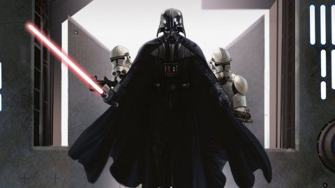 Delcourt : Sortie de Dark Vador Intégrale Volume I