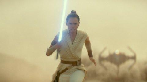 Daisy Ridley parle des clins d'oeils dans L'Ascension de Skywalker
