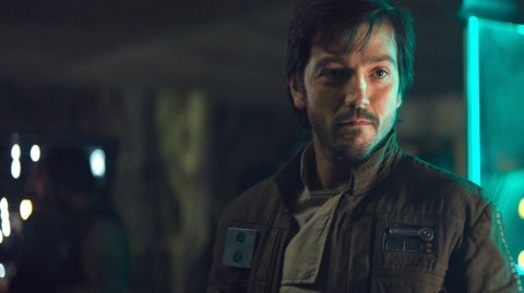 Diego Luna se prépare déjà pour la série sur Cassian Andor