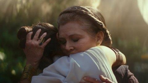Daisy Ridley parle de l'Ascension de Skywalker