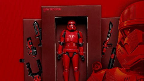 Le Sith Trooper de l'épisode IX se dévoile pour le Comic Con