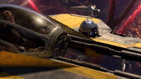 Comic Con 2019 : Hot Toys dévoile son Jedi Starfighter