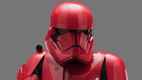 TOPPS dévoile une version officielle et en HD du Sith trooper