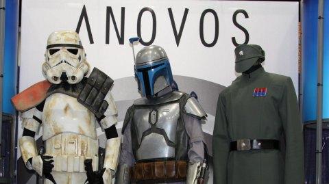 ANOVOS :  De belles nouveautés en perspectives !