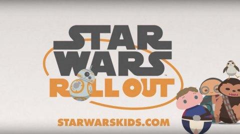 Une nouvelle série animée Star Wars pour le Web
