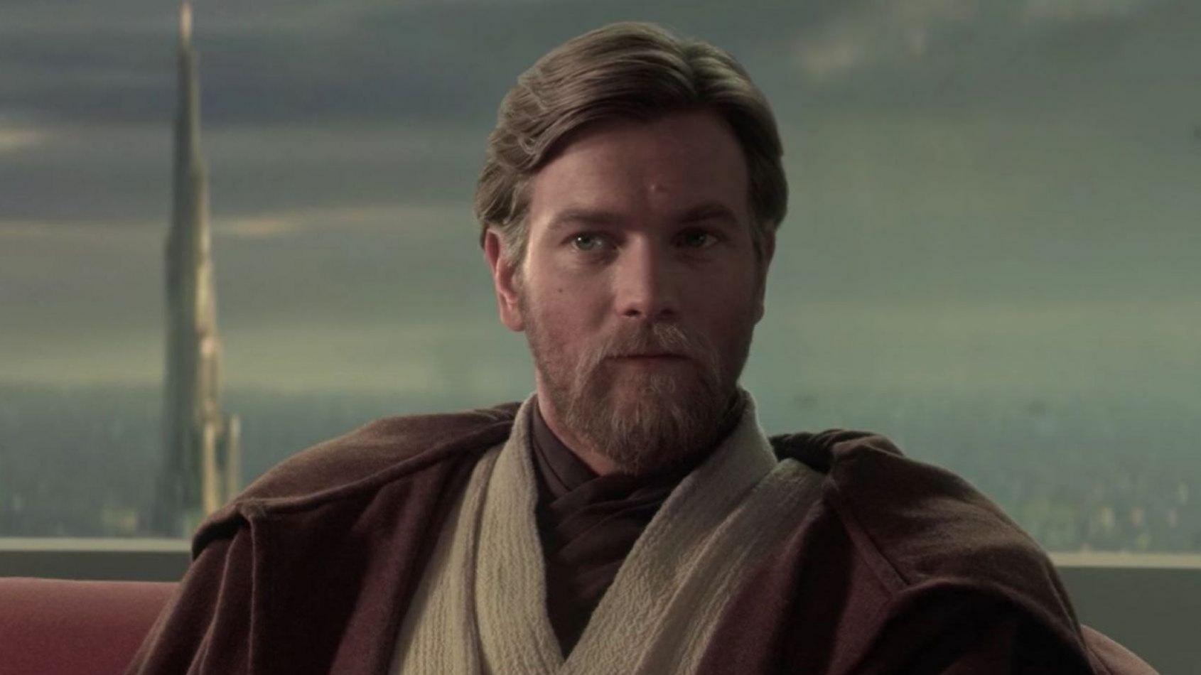 Une série sur Obi-Wan à venir, Ewan McGregr approché — Star Wars