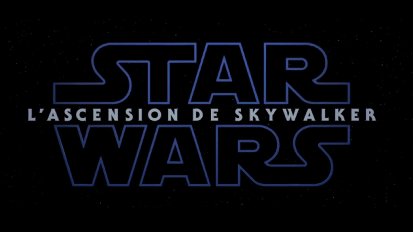 Nouvelles images pour L'ascension de Skywalker