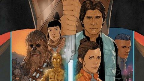 Annulation de la série Star Wars chez Marvel