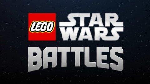 Nouveau jeu annoncé sur smartphone : Lego Star Wars Battles