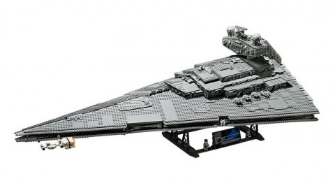 LEGO révèle son Star Destroyer UCS