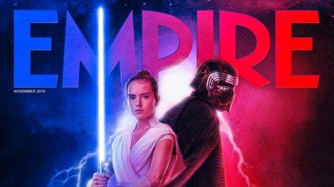 L'Ascension de Skywalker à la une du prochain numéro de EMPIRE