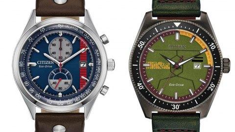 Triple Force Friday : Une collection de montres Star Wars pour CITIZEN
